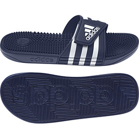 adidas Adissage Sandals Men dark blue/ftwr white/dark blue